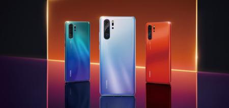 Huawei presenteert nieuwe vlaggenschepen: Huawei P30 en P30 Pro
