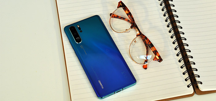 Huawei P30 Pro krijgt april-patch en verbeteringen in camera