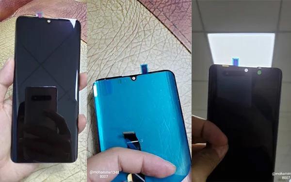 Huawei P30 Pro live foto