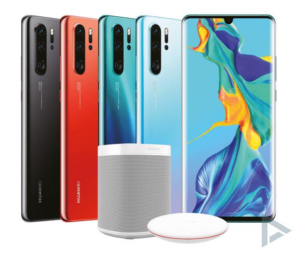 Huawei P30 pro Promotie