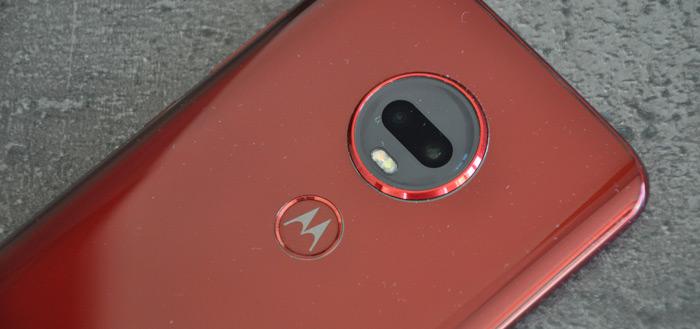 Moto G7 Plus: update naar Android 10 beschikbaar