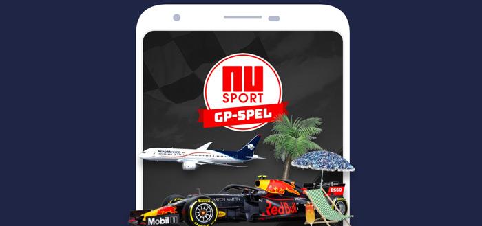 NU.nl app krijgt NUsport GP-spel: voorspel de Formule 1