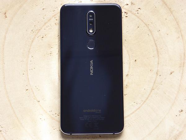 Nokia 7.1 achterkant