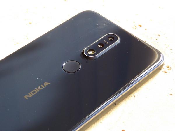 Nokia 7.1 dual-camera