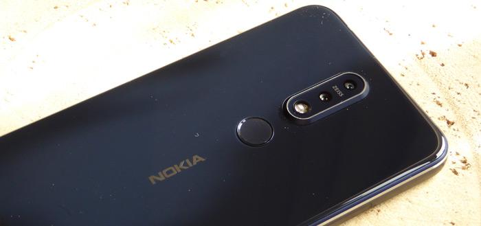 Nokia rolt beveiligingsupdate juni uit voor Nokia 7.1 en 8 Sirocco