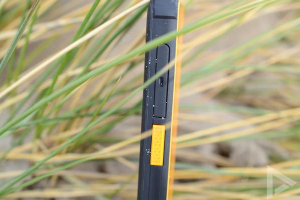 Ruggear RG650 sim sneltoets