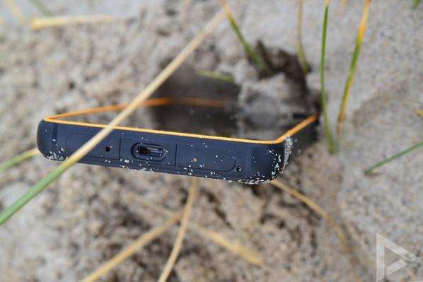 Ruggear RG650 USB