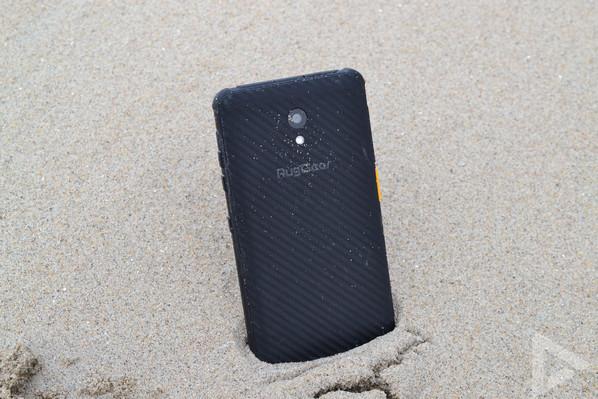 Ruggear RG650 zand