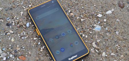 RugGear stelt Android 9 Pie deze maand beschikbaar voor RG650