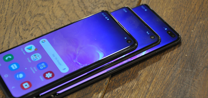 Samsung Galaxy S10-serie: update naar Android 10 met One UI 2.0 in Nederland