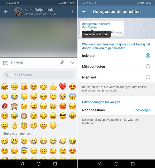 Telegram 5.5