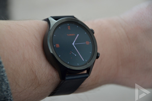 TicWatch C2 watch face