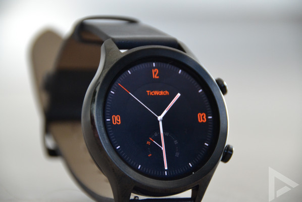 TicWatch C2 review