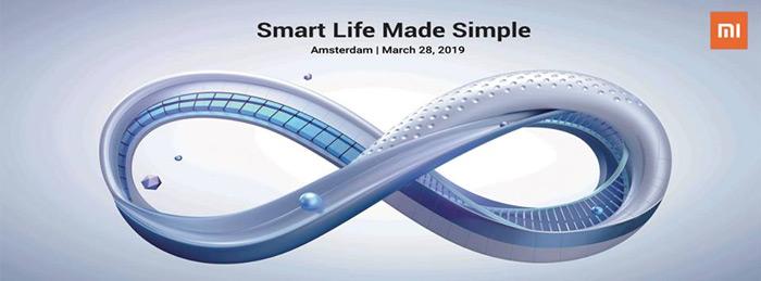 Xiaomi Benelux 28 maart