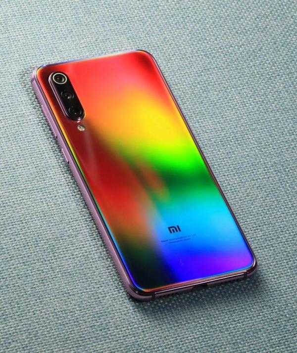 Xiaomi Mi 9 Rainbow