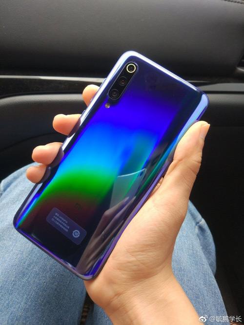 Xiaomi Mi 9 kleur 2