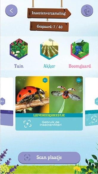 AH Insecten app