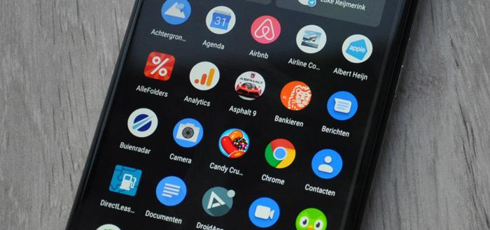 Android-apps moeten verplicht vierkante iconen krijgen