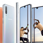 Samsung Galaxy A70 met 32MP camera en 6,7 inch display aangekondigd