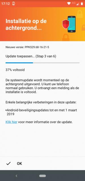 Motorola One en Huawei P10 ontvangen maart 2019 security-patch