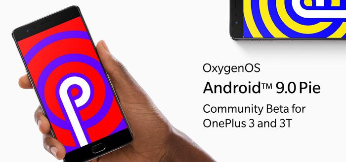 OnePlus 3 en 3T: Android Pie dichterbij met nieuwe beta-versie