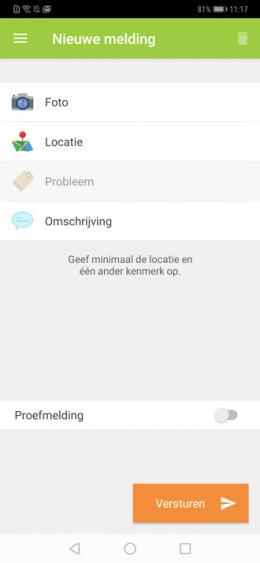 BuitenBeter app nieuw