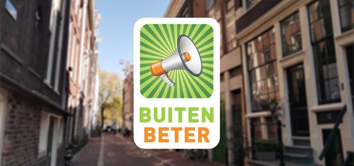 BuitenBeter app: update 1.4.2 brengt nieuw design