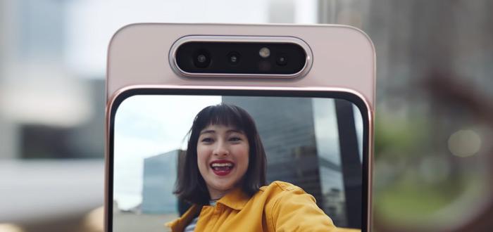 Samsung Galaxy A80 met roterende camera nu in Nederland te koop