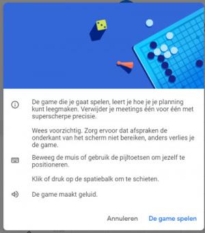 Google Agenda 1 april