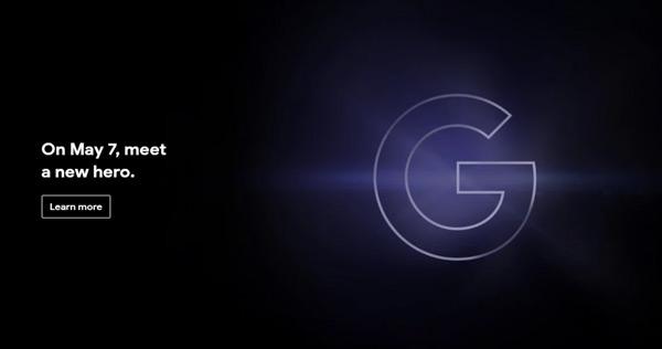 Google Pixel 3a 7 mei