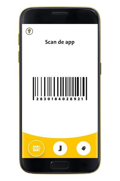 Hallo Jumbo spaar-app