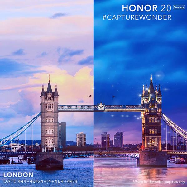 Honor 20 21 mei