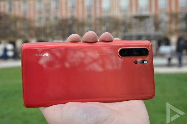 Huawei P30 Pro glas