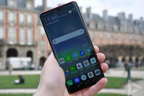 Huawei P30 tips