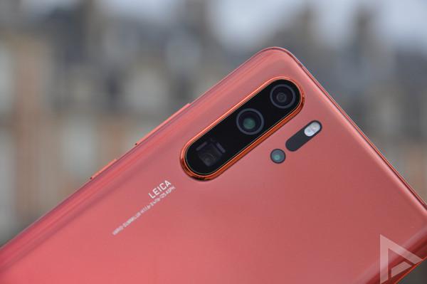 Huawei P30 Pro quad-camera