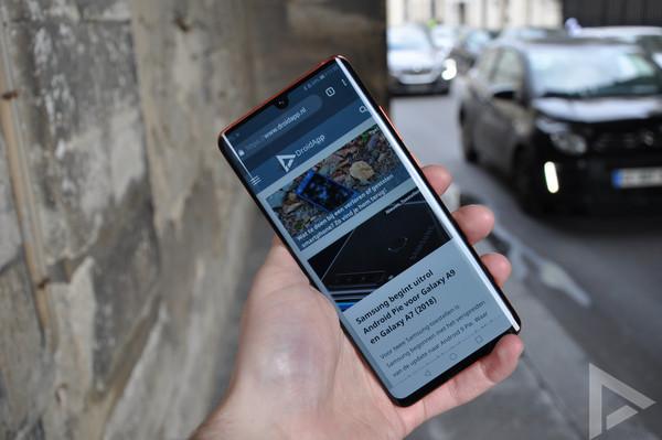 Huawei P30 Pro internet