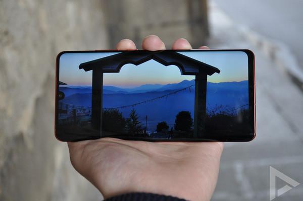 Huawei P30 Pro video