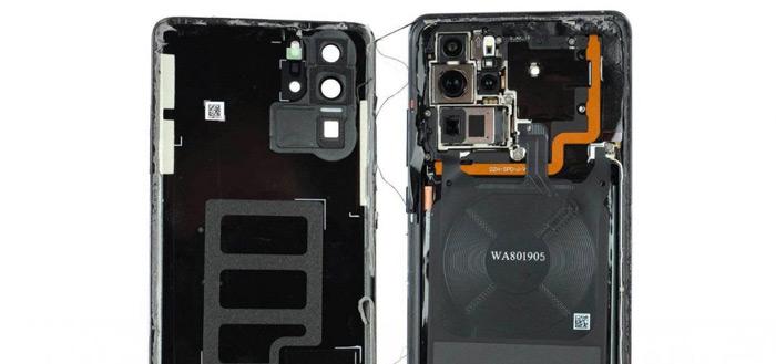 Huawei P30 Pro uit elkaar gehaald: is hij makkelijk te repareren?