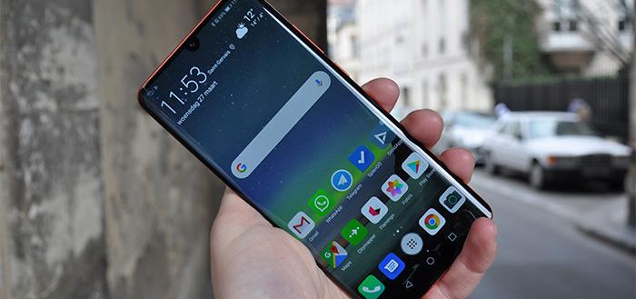 'Huawei P30 en P30 Pro gaan een update naar Android 11 krijgen'