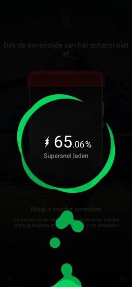 Huawei P30 Pro snelladen