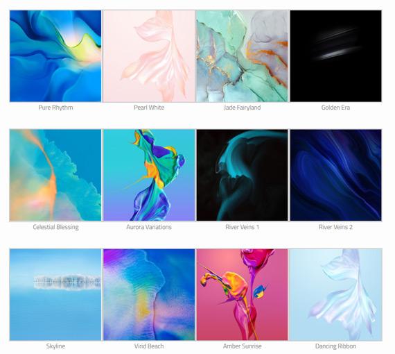 Huawei P30 wallpapers