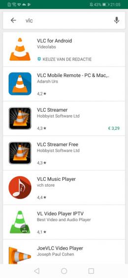 Huawei VLC