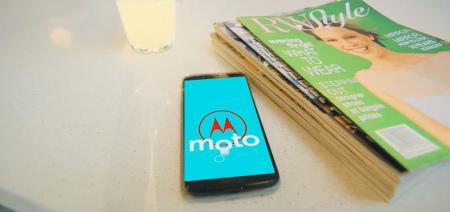Moto G6 Play krijgt Android 9 Pie update