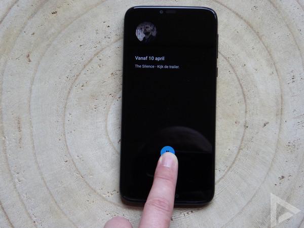 Moto G7 Power Moto Actions