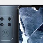 Renders tonen mysterieuze Motorola-smartphone met quad-camera