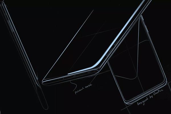 OnePlus 7 Pro sketch