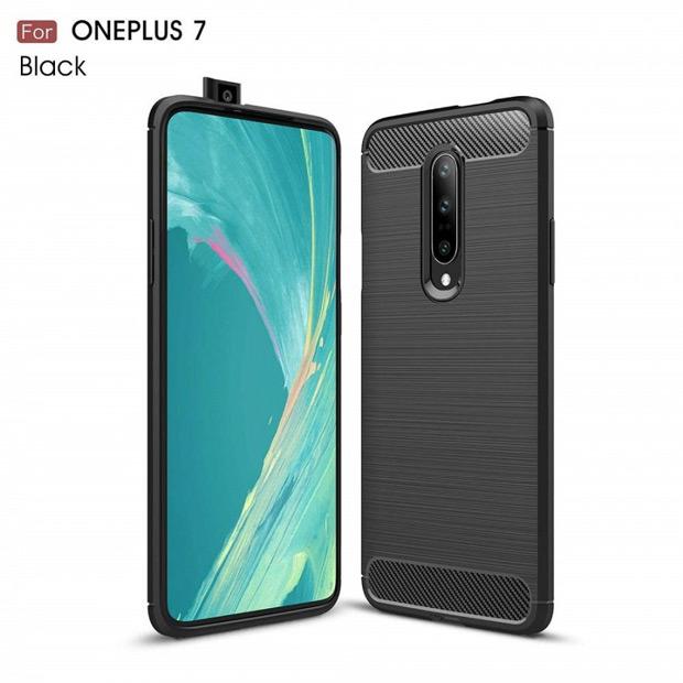 OnePlus 7 case render