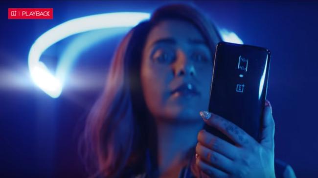 OnePlus 7 muziekvideo