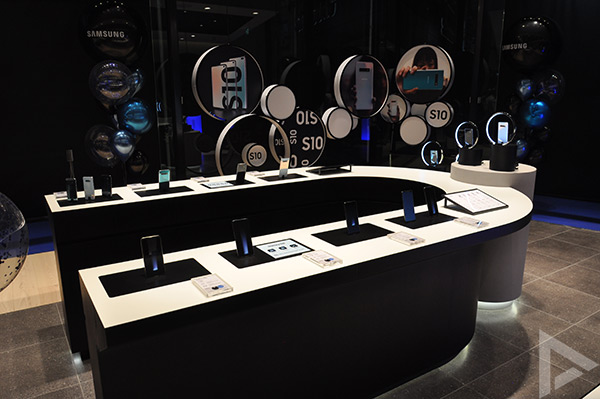 Samsung Experience Store Utrecht