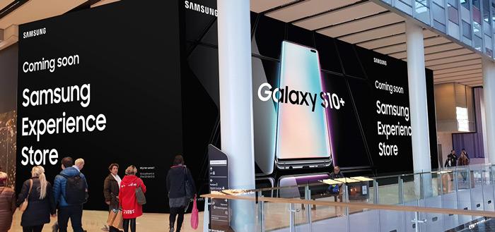 Samsung opent eigen winkels in Nederland: 12 april de eerste